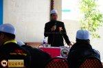 u.Nik hamdi dalam Seminar Negara Islam Madinah.